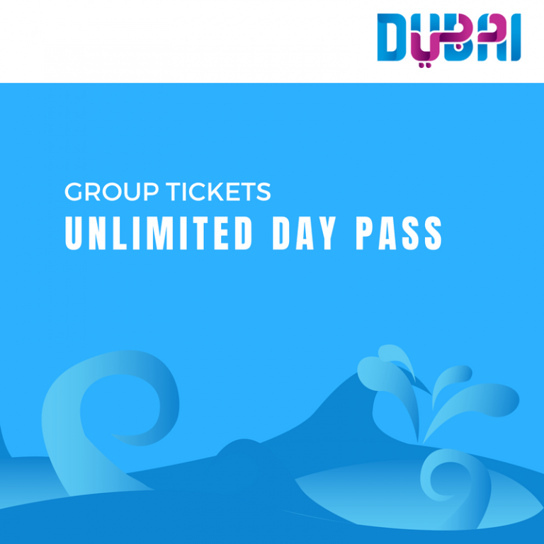 Group All Day Pass Ticket
